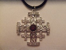 carmen harra's jerusalem cross