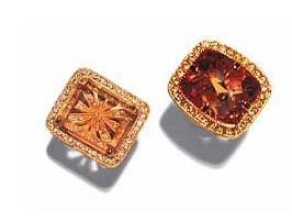 Starburst Royal Ring & Royal Ring