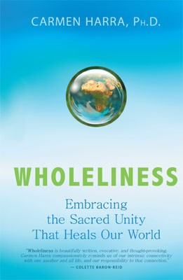 Carmen Harra's Book Wholeliness