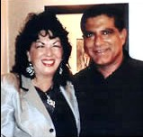 Deepak Chopra and Carmen Harra
