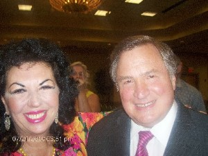 Dr. Carmen Harra and Dick Morris