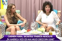 carmen and alexandra harra on antena stars