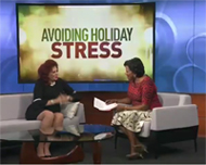 Carmen Harra, Ph.D. Explains how to avoid holiday stress