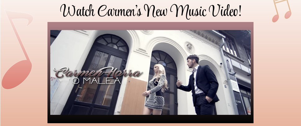 carmen harra's new song o malea